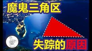 """百慕大三角之謎已被解開,讓船失蹤的""""怪物""""有六層樓高"""