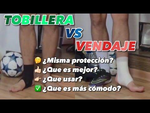 Vendaje vs Tobillera | ¿Que es mejor? ¿Protegen igual? ¿Que es mas cómodo? |