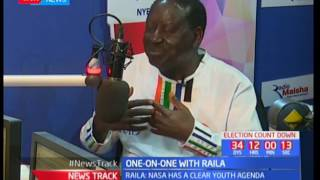 Raila says the IEBC must conduct its affairs about vote to inspire confidence
