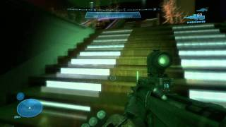 Halo: Reach Legendary Speed Run-All Levels, No Deaths in 2:20:52 *WORLD RECORD*