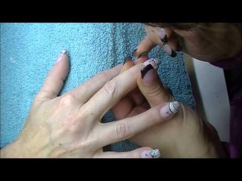 Que pour la cire pour le traitement des ongles