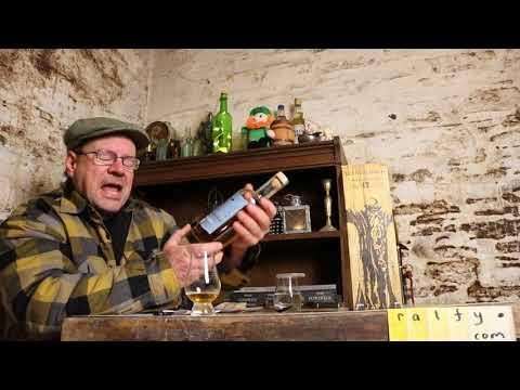 ralfy review 718 – Glendalough 13yo Mizunara cask whiskey