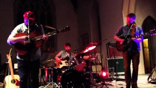 Bear's Den - Writing on The Wall - St. Stephen's Church - 20/03/13