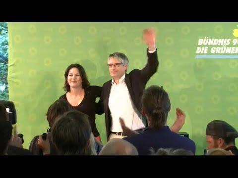Ευρωεκλογές: Εντυπωσιακή η άνοδος των Πρασίνων