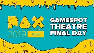 LIVE! PAX Aus Day 3 - GameSpot Theatre