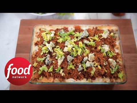 Buffalo Chicken Mac and Cheese | Food Network