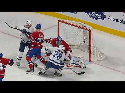 11/18/17 Condensed Game: Maple Leafs @ Canadiens