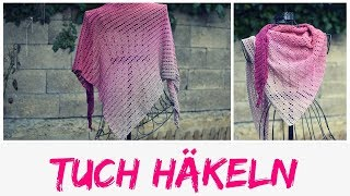 Tuch Sonntags Flair Häkeln Aus 1 Woolly Hugs Bobbel Veronika Hug