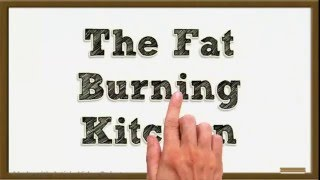 Food Diets- Fat Burning kitchen Book