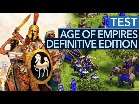 Age of Empires: Definitive Edition im Test / Review