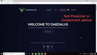 How to install Daedalus Wallet and safeguard your ADA | Philipa