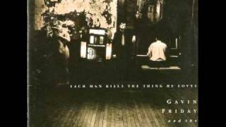 Gavin Friday and the Man Seezer - Dazzle and Delight
