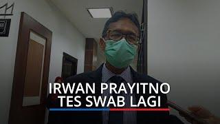 Gubernur Sumatera Barat Irwan Prayitno Tes Swab Lagi, Ada Apa? Ini Penjelasannya