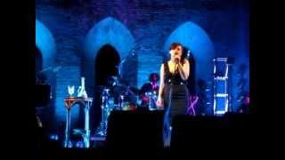 """Arisa - L'Amore E' un'Altra Cosa - """"Amami TOUR"""" Live @ Abbazia di San Galgano - Chiusdino (SI)"""