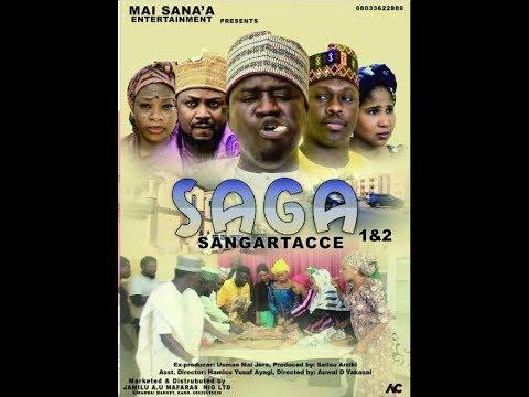 SAGA SANGARTACHE Part 1 LETEST HAUSA FILM ORIGINAL