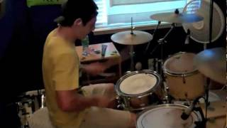 Need Money - Dance Gavin Dance ( Drum Cover) - David Provenzano
