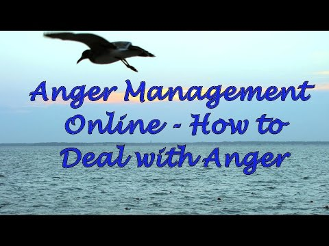 Anger Management Online: How to Deal with Anger