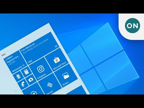 Hands-on walkthrough: May 2019 Update for Windows 10