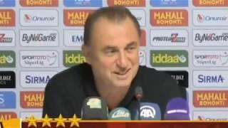 Fatih Terim'den Kıbrıslı Gazeteciye Yabancı Sınırı Ayarı - Göztepe 0-1 Galatasaray