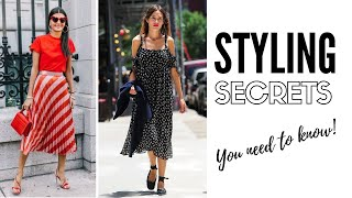 10 Habits All Stylish People Secretly Do | Fashion Trends 2019