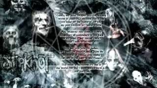 """Slipknot - """"Gently"""" (MFKR)"""