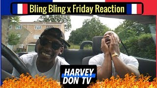 Kaaris X Kalash Criminel X Sofiane   Bling Bling Booba   Friday Reaction