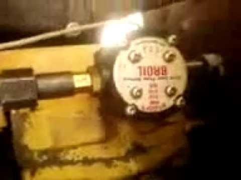 Mines Equipment Fuel Consumption Meter