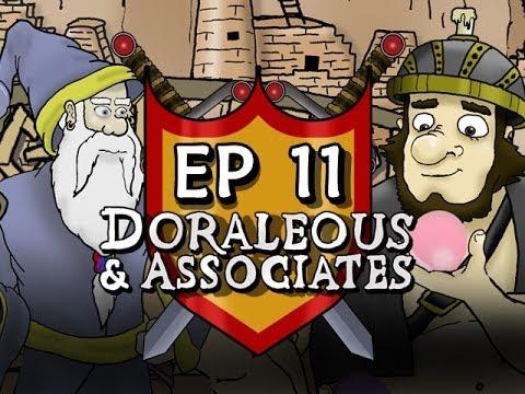Kopáčov - Doraleous a společníci (S01E11)