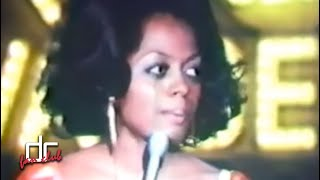 Diana Ross - Our Love Is Here To Stay / My Man (Live - 1972) [RARE FOOTAGE]