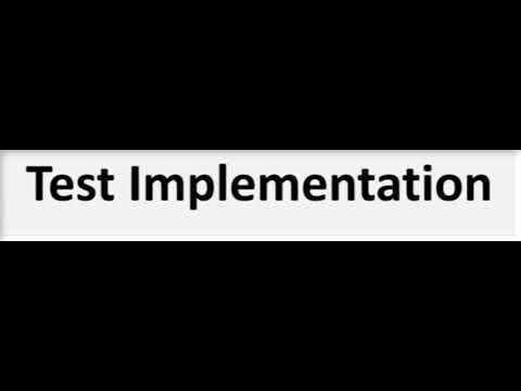 ISTQB foundation   Bài 14 Test Implementation và test Execution