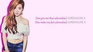 Adrenaline - Taetiseo Colour Coded Lyrics (HAN/ROM/ENG)