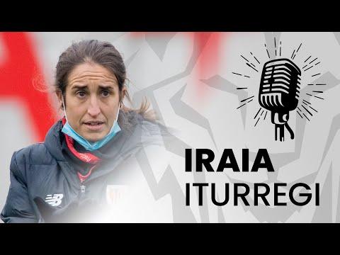 🎙️ Iraia Iturregi I pre Santa Teresa – Athletic Club I J16 Primera Iberdrola