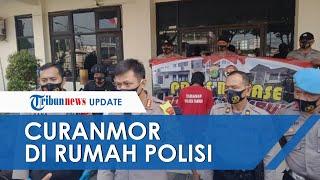 Curi Motor di Rumah Anggota Polisi, Dua Pelaku Gagal dan Justru Babak Belur di Tangan Korban