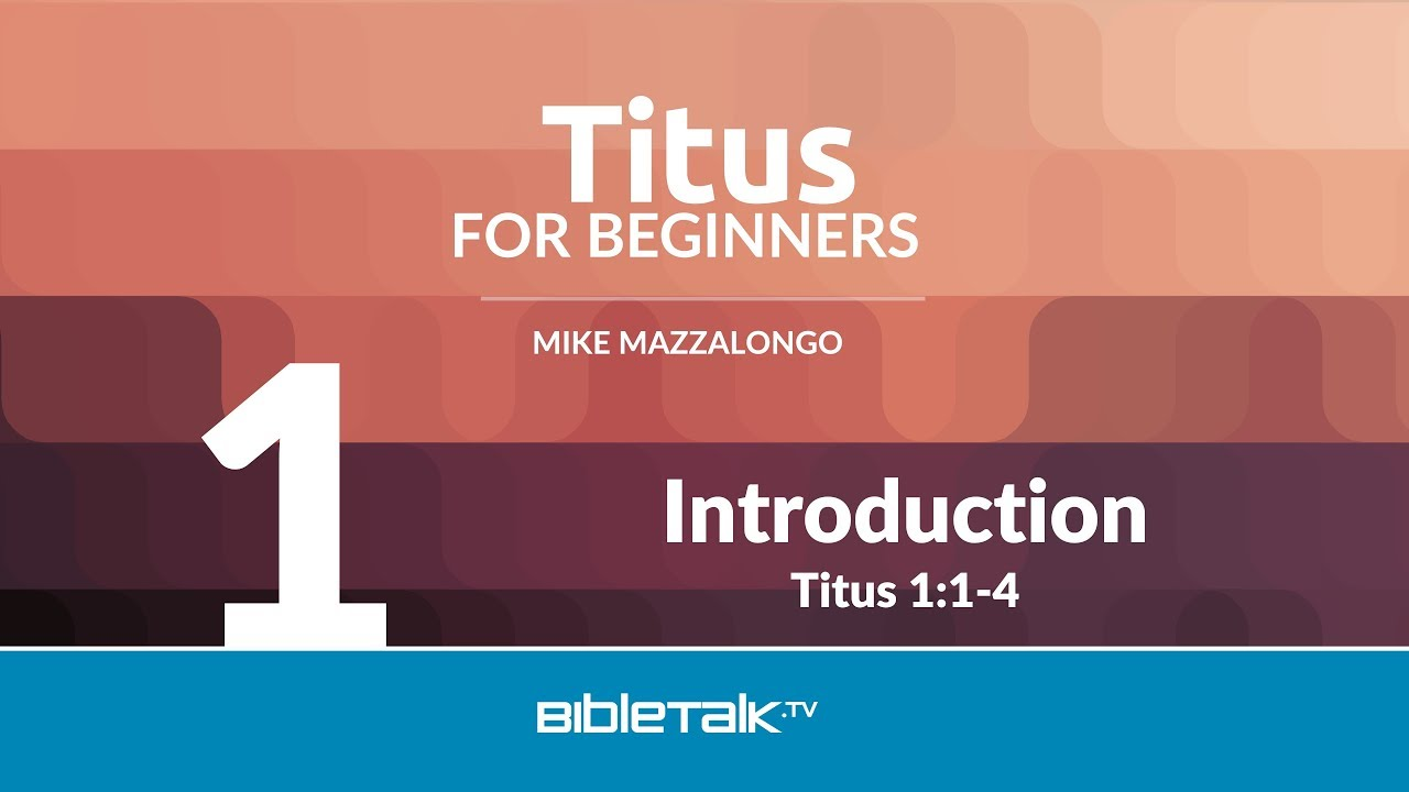 1. Introduction to Titus
