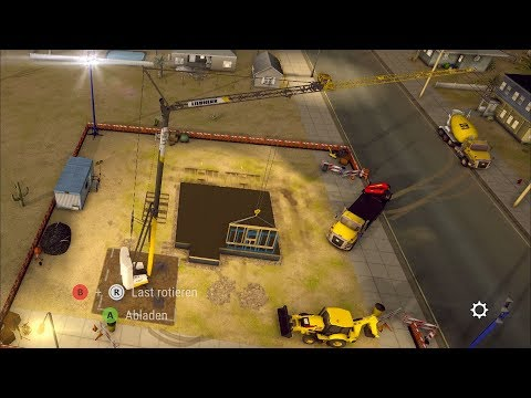 Construction Simulator 2 — SPECIAL JOB: CLEAR THE ROAD TO