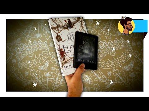 O Rei de Elfhame Aprendeu a Odiar Histórias · Página a Página   The Lost Sisters   BOOKCRUSHES