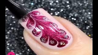 Вот так нужно красить ногти! Красивые идеи для маникюра!