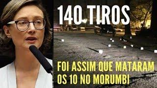 Deputada Maria do Rosário Exigiu Explicações Pelos 10 Bandidos Mortos Pela Policia?