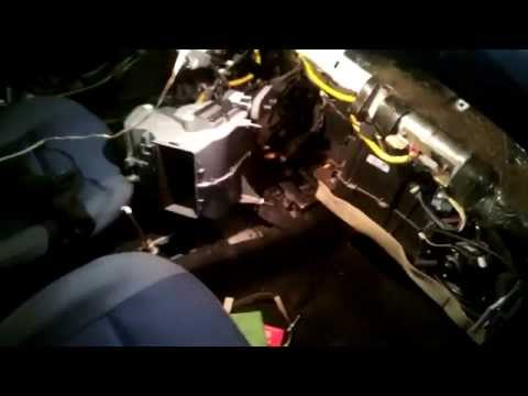 Как поменять радиатор охлаждения на чери амулет
