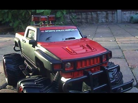 RC Truck Review Price Under £10
