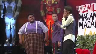 Maharaja Lawak Mega 2013 | Minggu 8 | Bocey