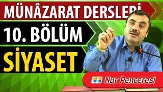 Mustafa KARAMAN - Münâzarat Dersleri Onuncu Bölüm