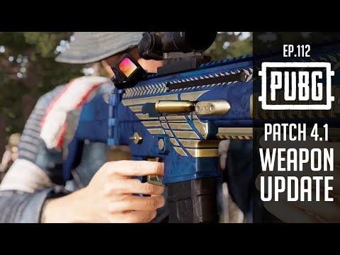 更新後武器調整分析