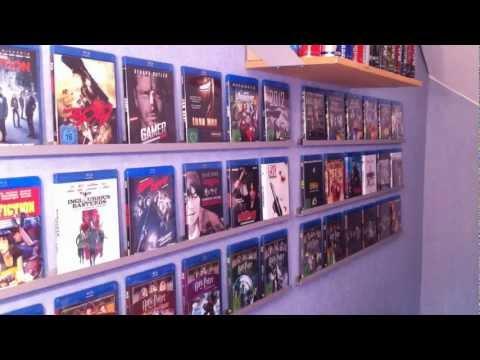 BluRay / DVD Regal selbst bauen | TaranKino Special