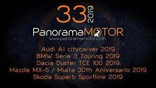 PanoramaMotor 33 | 2019 | Información y Review de coches