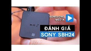 Sony SBH24 | Mua một được hai: Vừa là tai nghe, vừa là receiver