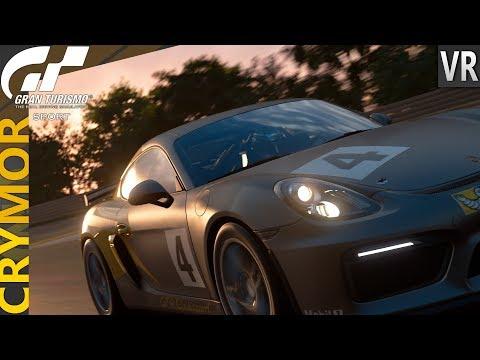 GT Sport VR Review | ConsidVRs video thumbnail