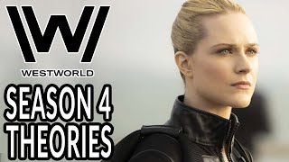 WESTWORLD SEASON 4 Theories & Season 3's Unanswered Questions Explained!