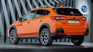Subaru XV 2017. НАЙДИ 10 отличий!