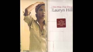 Lauryn Hill - Doo Wop! That Thing (1998)(SSLO9D)